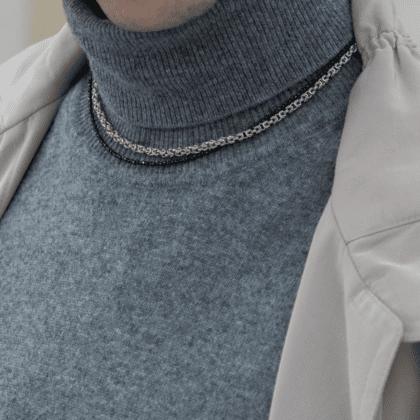 Naszyjnik z turmalinów